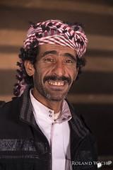 Wadi Rum - Bedouin (Rolandito.) Tags: portrait jordan rum wadi jordanien bedouin jordanie jordania