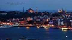 Galata Tower view #1 (Jos M. F. Almeida) Tags: summer tower turkey view august istanbul tryp istambul galata eminonu 2015 turqia