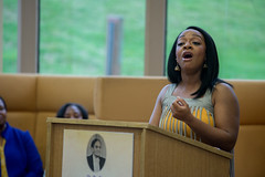 IMP_4063 (OakwoodUniversity) Tags: family students parents graduation speakers graduates pollard