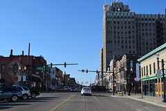 Downtown Pontiac has tremendous economic development potential according to officials from the CNU Legacy Project (Michigan Municipal League (MML)) Tags: urbandesign cnu charrette placemaking legacyproject congressofthenewurbanism