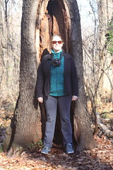 IMG_5330 Roosevelt Island (grail76) Tags: sunshine female outdoors spring redhead rooseveltisland
