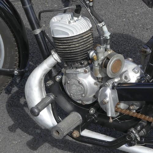 1951 Norman model D