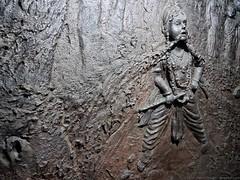Krishna leela/antics - wall carvings ona temple wall (dksesh) Tags: temple bangalore bull panasonic g6 krishna karnataka hindu hinduism consciousness seshadri sesh bulltemple basavanagudi bengaluru harita krishnaconsciousness dhanakoti haritasya seshfamily dmcg6 panasonicg6 panasonicdmcg6 manmathasamvatsara