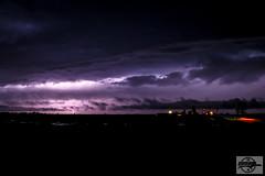 Kansas Storm Chasing at Globe, KS (Nanner Hogger) Tags: cloud storm rain weather tornado meteorology stormchasing tornadic tornadowarning stormchaser severethunderstorm tornadoalley severethunderstormwarning tornadochasing stormspotter stormspotting