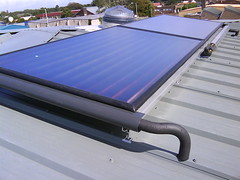 Solar thermal tube (C) Norfolk Solar