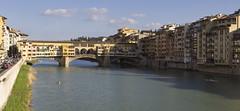 Firenze Ponte Vecchio (Rene Stannarius) Tags: italien italia ponte firenze arno florenz vecchio toskana