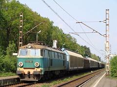 ET22-1161 (MarSt44) Tags: train poland polska railway pkp maopolska kolej byk et22 pafawag brzeszcze et221161