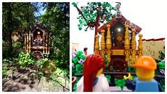 The People of Laaf (Swan Dutchman) Tags: fairytale lego organ amusementpark efteling monorail attraction kaatsheuvel laven laaf volkvanlaaf lavenlaar peopleoflaaf