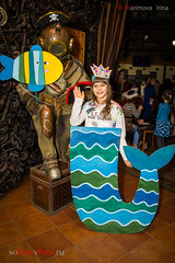 """Любимый фестиваль Школы Дуракаваляния """"Море любви"""" в ресторане """"Конек"""" прошел 24 апреля!"""