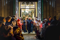 , . - Easter festive procession in Alexander Church (golovanov.sergey) Tags: