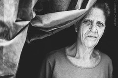 Marettimo - Una vita fa ( Peppedam -www.glam.vision) Tags: street travel sea portrait woman islands candid sicily sicilia egadi isole marettimo nikkor85mm14 giuseppedamico nikond3