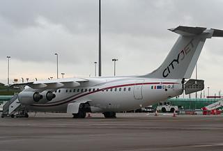 EI-RJO RJ-85 Cityjet