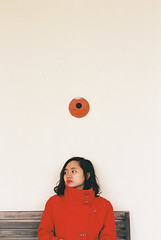 hot red (oc meo) Tags: red film minolta uxi