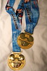 The Bling (interchangeableparts) Tags: indescribable wdwmarathonmedals beautifulmickey beautyimpossible