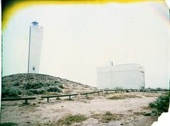 1527 (The Dent.) Tags: mamiya polaroid fuji cape p universal press southaustralia reclamation jervis sekor 127mm fp100c