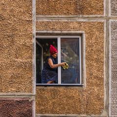 (dmitre_silin) Tags: window hat concrete russia purity seams    magnitogorsk