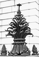 Detail on 5th Ave. (Rick & Bart) Tags: city nyc sculpture usa newyork canon iron manhattan ornament fifthavenue uppereastside ornamentaldetail rickbart thebestofday gnneniyisi rickvink eos70d