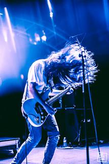August 13, 2015 // Adventures @ 9.30 Club, Washington, D.C. // Shot by Jake Lahah