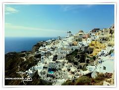Santorini. Grecia.