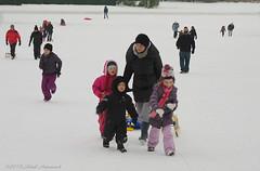 Portrait (Natali Antonovich) Tags: park christmas family winter friends portrait snow nature frost belgium belgique belgie lifestyle tradition relaxation sled sleding sledging lahulpe christmasholidays