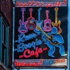 U.S. Route 70 Memphis Blues Cafe (Mobilus In Mobili) Tags: us unitedstates memphis tennessee