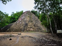 Nohoch Mul (available now on getty images) (Rex Montalban Photography) Tags: mexico coba mayanruins hdr nohochmul rexmontalbanphotography