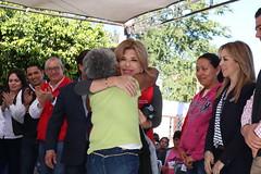 Visita a la Colonia Esperanza Tiznado de Ciudad Obregn (Claudia Pavlovich Arellano) Tags: una esperanza obregon invernal abriguemos claudiapavlovich