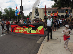 Invasion Day march and rally 2016-1260155.jpg (Leo in Canberra) Tags: march rally protest australia canberra australiaday act indigenous invasionday garemaplace 26january2016 aboriginalandtorresstraightislanders lestweforgetthefrontierwars endtheusalliance closepinegap