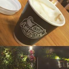 แวะมากินกาแฟ #อเมซอนคาเฟ #ฟรุ้งฟริ้ง #สนามบินดอนเมือง✈️ @katzlines