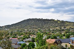 Conder and Tuggeranong Hill in Southern Canberra (AndyBrii) Tags: canberra act conder