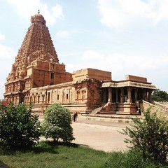 Brihadishwara Temple, Thanjavur (derek_2001) Tags: thanjavur brihadishwaratemple vimana