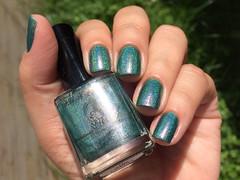 Ariel - FUN Lacquer (Daniela Mayumi M.) Tags: ariel nail nails nailpolish unhas holographic unha esmaltes esmalte naillacquer holográfico funlacquer
