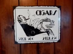 Sunday drive to Sarver Vineyard, Veneta OR (LarrynJill) Tags: door sign or smoke smoking cigars veneta sarvervineyard