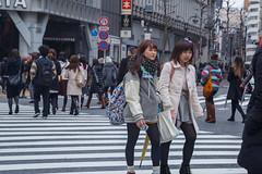 Japanese Girls / Shibuya / Tokyo / Japan (silkylemur) Tags: girls girl fashion japan canon lens tokyo shibuya young hip fullframe japanesegirls canoneos japanesegirl zoomlens llens 24105mm canonef canonef24105mmf4l shibuyaku canonef24105mmf4lisusm キャノン eflens tōkyōto canonef24105mmf4lisusmlens efmount canoneos6d