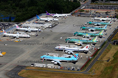 KPAE Paine Field (Mark Harris photography) Tags: canon aircraft boeing spotting kpae