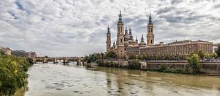 A los pies del Ebro