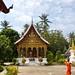 Wat Pa Phai (Wat Paphaimisaiyaram). Monastery of the Bamboo Forest. Luang Prabang, Laos