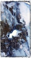frozen rock (kaleidoskopspeicher) Tags: mountain outdoor berge ontour eiskristalle icecristals