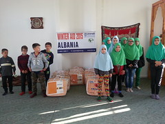 Blankets for children in Albania for winter 2015-16 (Ummah Welfare Trust) Tags: poverty charity winter cold islam relief aid hunger muslims albania humanitarian welfare tirana humanitarianism ummah