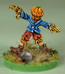 Bret Scarecrow (seaottre68) Tags: storm forest dragon citadel magic famous scarecrow games spell age workshop warhammer golem familiar damsel tome succubi bretonnia sigmar fanstasy