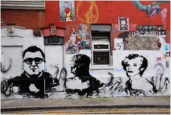 East End Street Art (Mabacam) Tags: streetart london wall graffiti mural mr wallart urbanart shoreditch freehand publicart aerosolart spraycanart eastend 2016 urbanwall degris
