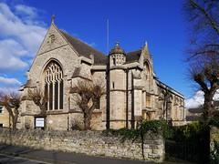 Oxford (Grandpont), Oxfordshire (Oxfordshire Churches) Tags: uk england unitedkingdom churches panasonic oxford oxfordshire anglican cofe churchofengland mft grandpont micro43 microfourthirds lumixgx1 johnward