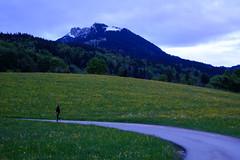 Nadin at Dusk (Bhlubarber) Tags: travel mountains alps germany bavaria europe dusk explore wilderness tyrol gloaming nadin