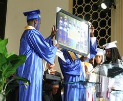 5-16-15 BCJA Baccalaureate (Atlanta Berean Church - photos.atlantaberean.com) Tags: presentation