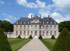 Château d'Omonville (francis_erevan) Tags: château mystic rosicrucian amorc rosecroix rosicrucien