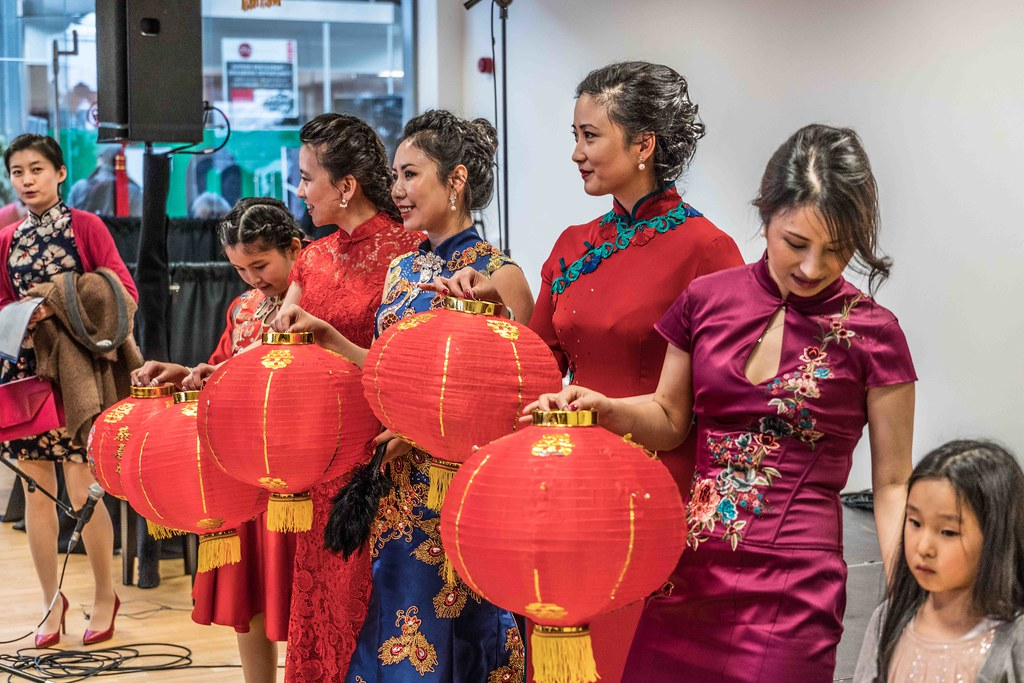 CHINESE COMMUNITY IN DUBLIN CELEBRATING THE LUNAR NEW YEAR 2016 [YEAR OF THE MONKEY]-111613