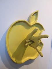 "Ye Shuanggui 'Apple Series' (hanneorla) Tags: art contemporaryart modernart international independent 2012 ""the 55th ""chinese ""art"" present"" exhibition"" ""venezia ""sculpture"" ""arte"" ""venice ""italia"" ""italy"" 2012"" biennale"" ""sculptures"" ""hanneorla venicebiennale2013 ""exhibit"" hanneorla2013 yeshuangguiappleseries post1979 ""esposicione"" ""painting""""paintings"" exhibition'voiceoftheunseen'"