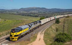 GM27-VL-VL at Locksley (vicrailways) Tags: au australia newsouthwales wambool