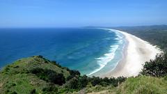 Surfer's paradise (PeterCH51) Tags: seascape beach landscape scenery surfer australia explore shore byronbay capebyron tallow explored tallowbeach inexplore peterch51