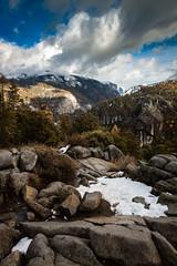 yosemite - half dome in the distance (supermansblanket1) Tags: california winter snow canon nationalpark yosemite halfdome canoneosrebelt1i efs1585mmf3556isusm
